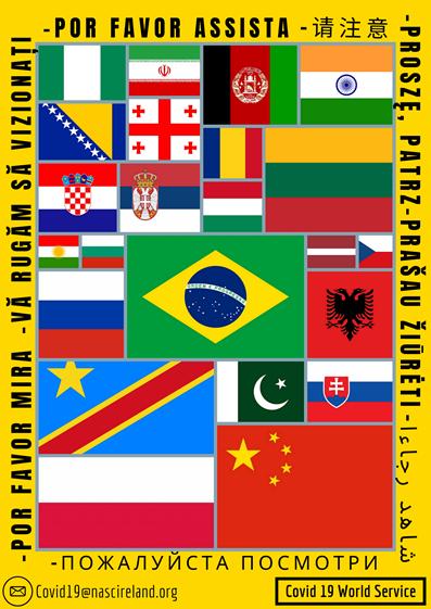 Covid19 World Service